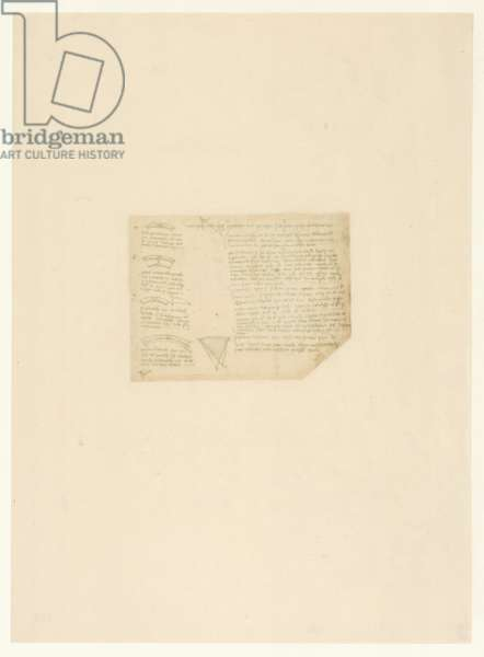 Codex Atlanticus, sheet 793 verso