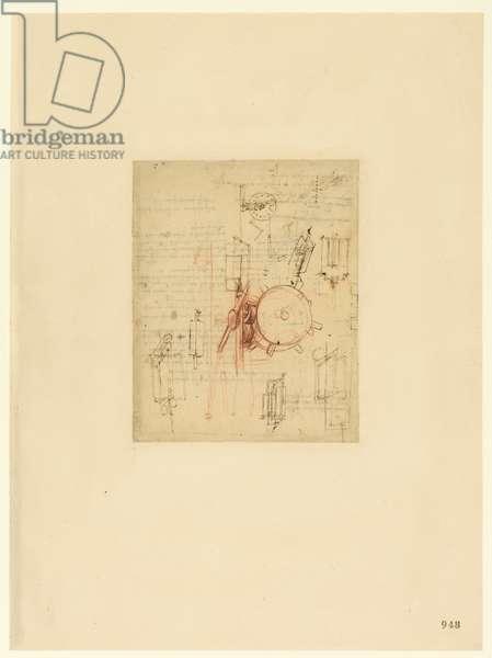 Codex Atlanticus, sheet 948 recto
