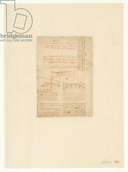 Codex Atlanticus, sheet 363 verso