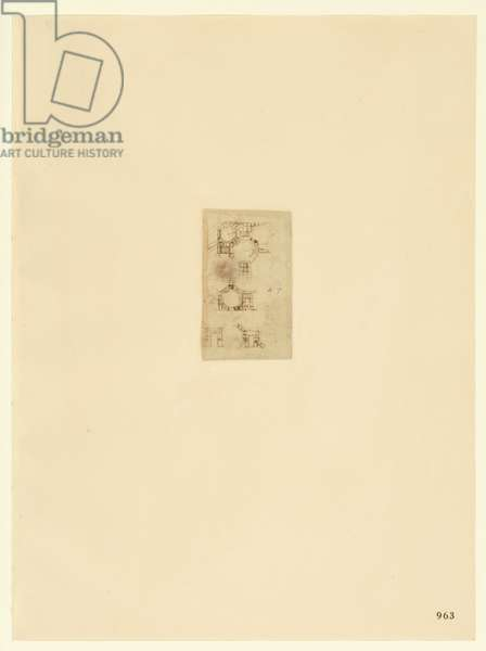 Codex Atlanticus, sheet 963 recto