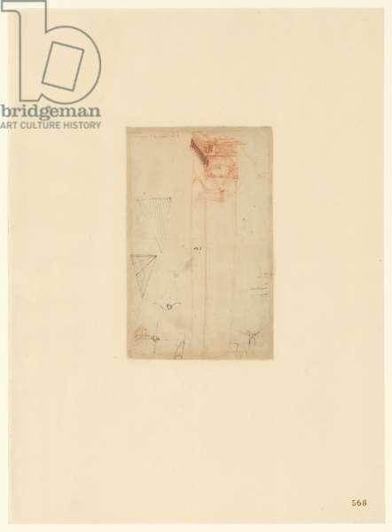 Codex Atlanticus, sheet 568 recto