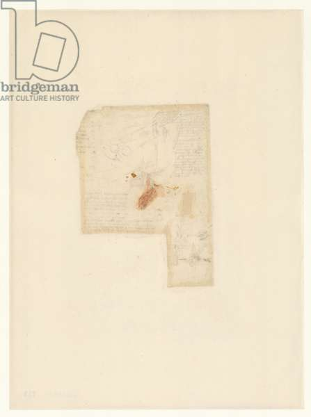 Codex Atlanticus, sheet 713 verso
