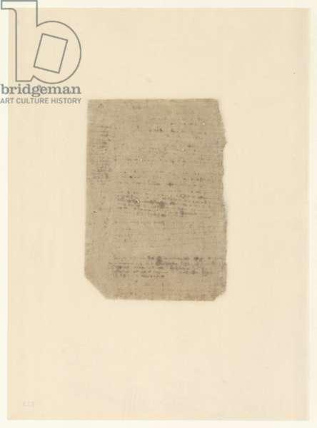 Codex Atlanticus, sheet 813 verso