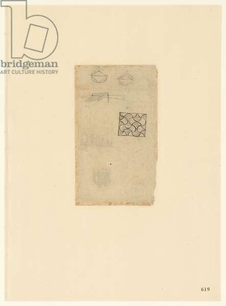 Codex Atlanticus, sheet 619 recto