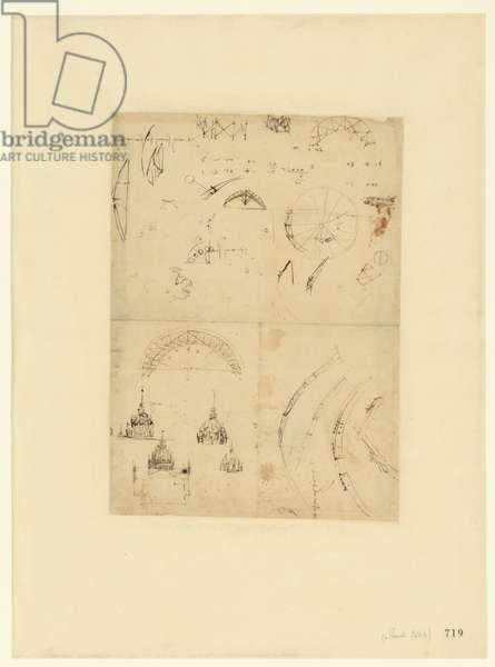 Codex Atlanticus, sheet 719 recto