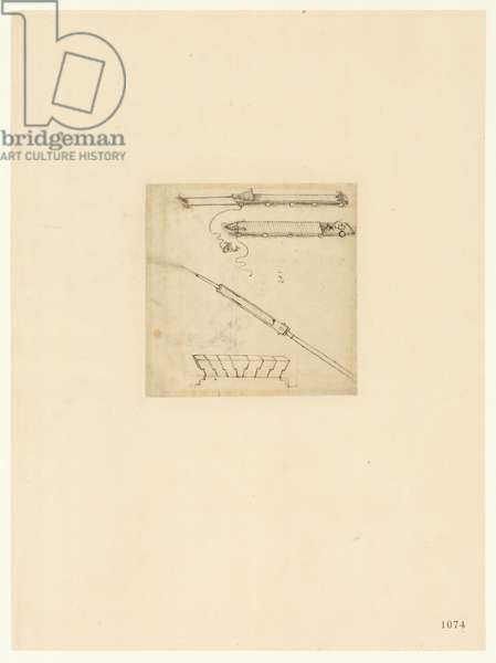 Codex Atlanticus, sheet 1074 recto