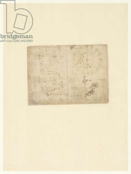 Codex Atlanticus, sheet 40 verso