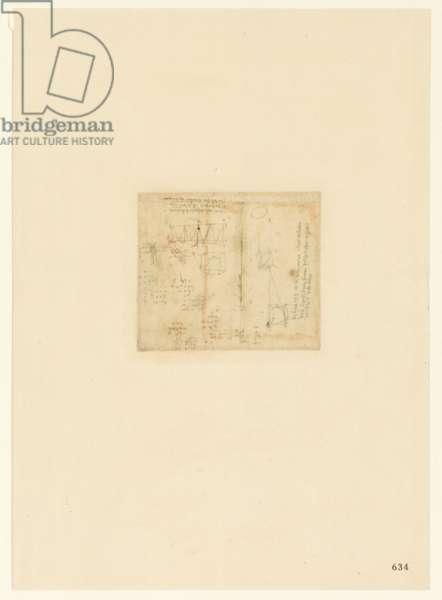 Codex Atlanticus, sheet 634 recto