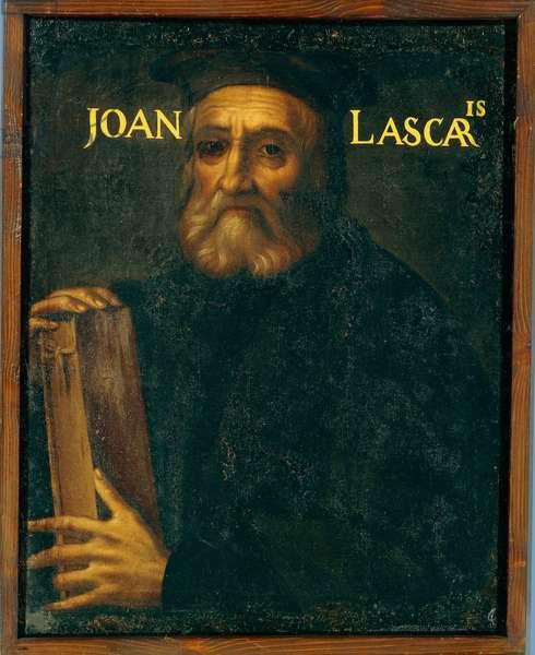 Portrait of Janus Lascaris