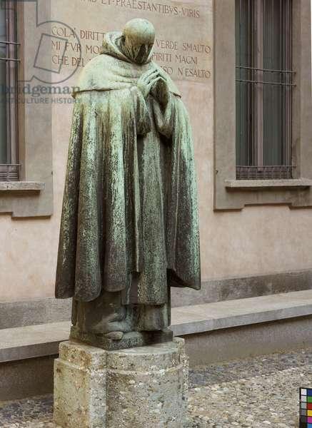Thomas Aquinas (bronze)
