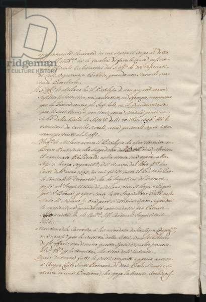 Storia della Santa Inquisizione di Milano