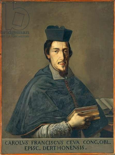 Portrait of Carlo Francesco Ceva