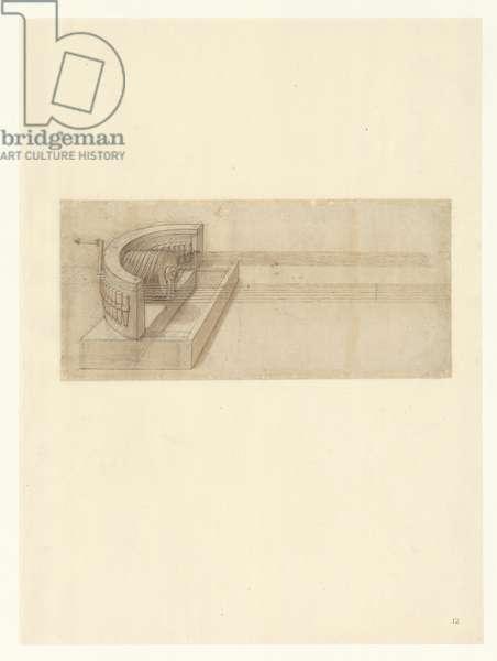 Codex Atlanticus, sheet 12 recto