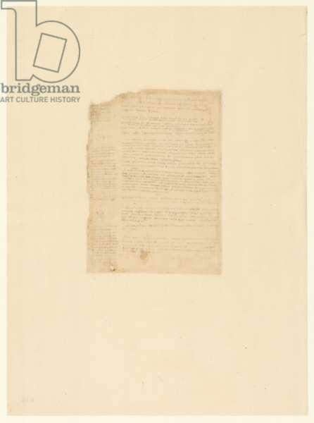 Codex Atlanticus, sheet 648 verso