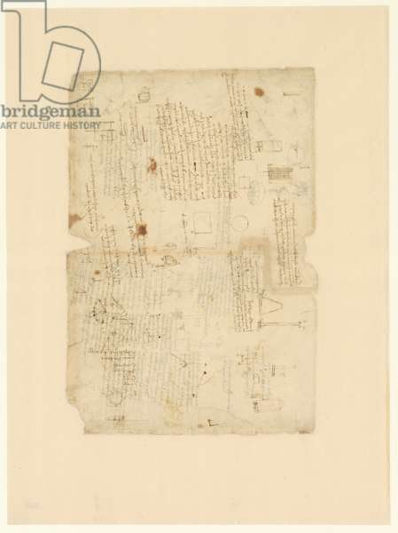 Codex Atlanticus, sheet 303 verso