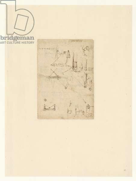 Codex Atlanticus, sheet 17 recto