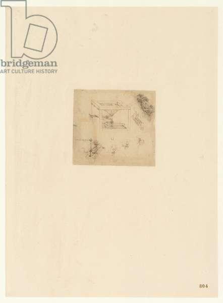 Codex Atlanticus, sheet 804 recto