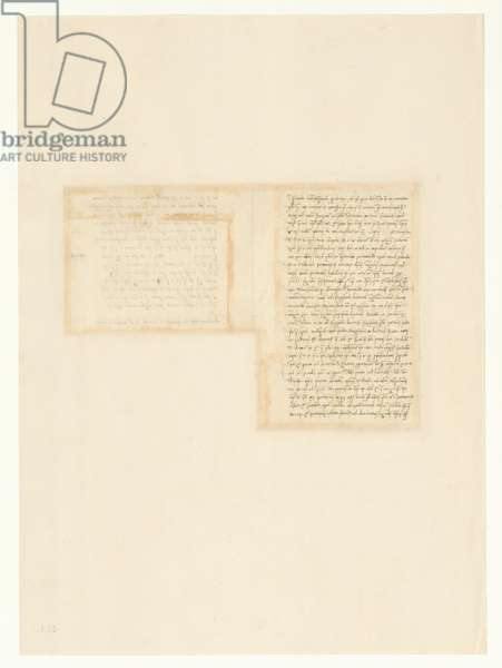 Codex Atlanticus, sheet 413 verso