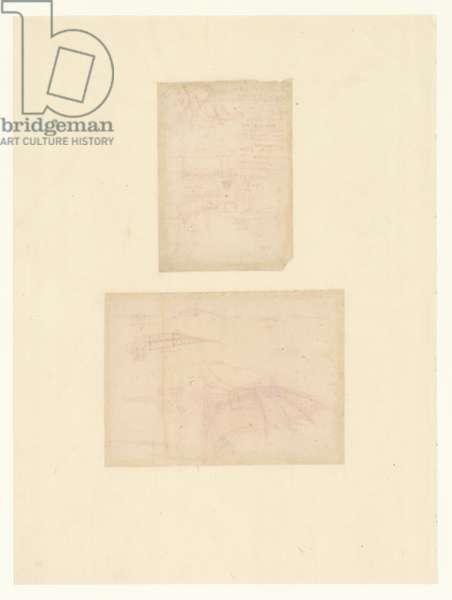 Codex Atlanticus, sheet 70 verso