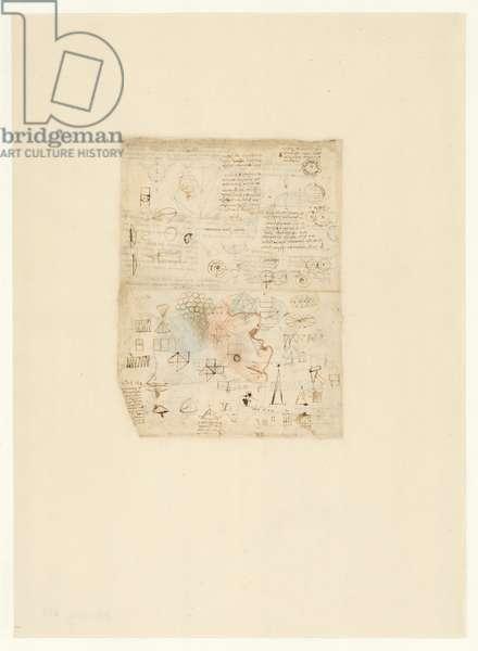 Codex Atlanticus, sheet 518 verso