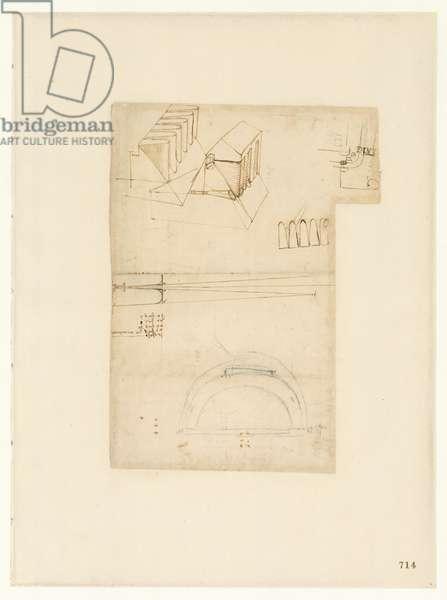 Codex Atlanticus, sheet 714 recto