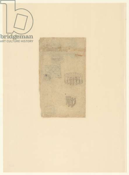 Codex Atlanticus, sheet 619 verso