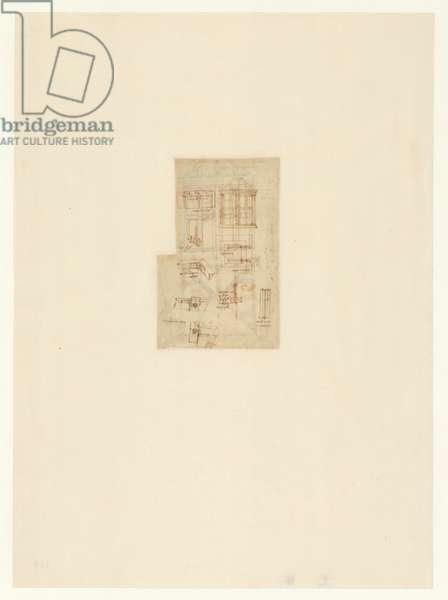 Codex Atlanticus, sheet 769 verso