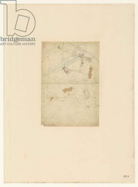 Codex Atlanticus, sheet 824 recto
