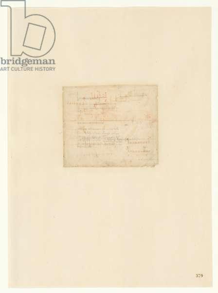 Codex Atlanticus, sheet 379 recto