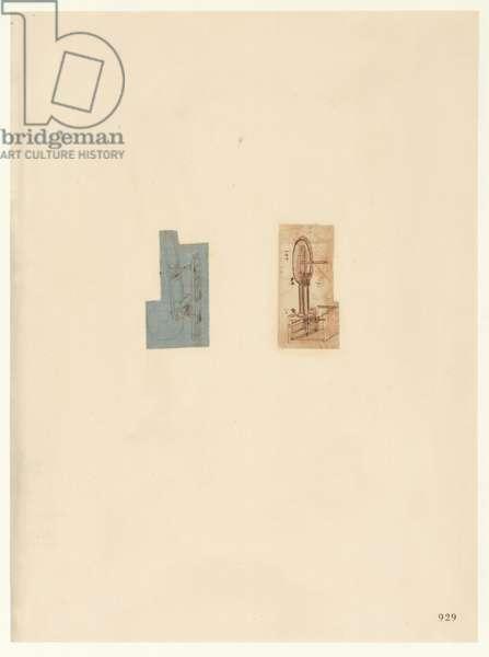 Codex Atlanticus, sheet 929 recto