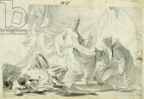 Allegory of the Emili Family
