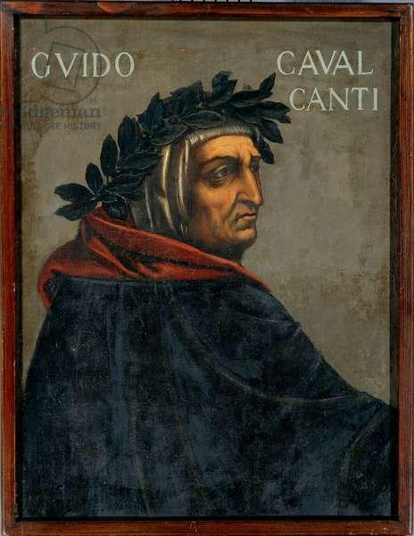 Portrait of Guido Cavalcanti