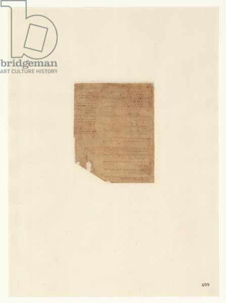 Codex Atlanticus, sheet 499 recto