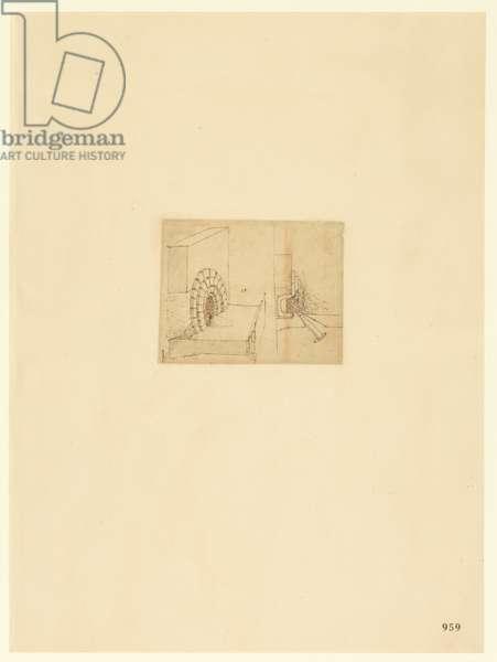 Codex Atlanticus, sheet 959 recto