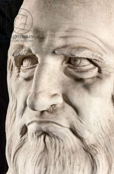 Bust of Leonardo da Vinci
