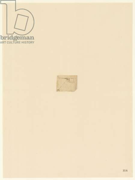Codex Atlanticus, sheet 314 recto