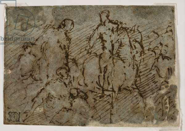 Study for Trajan's Justice