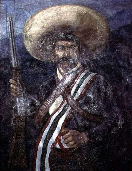 General Emiliano Zapata (1879-1919)