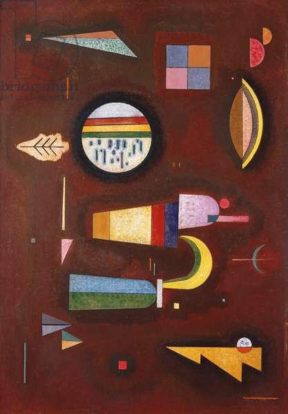 Gelber Bogen, 1930 (oil on canvas)