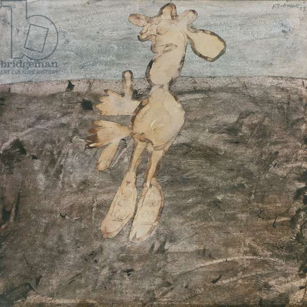 Collage, 1957 (collage)