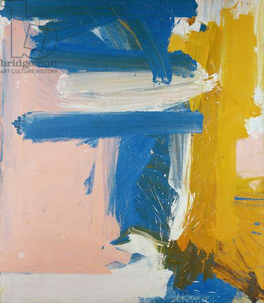 Spike's Folly II, 1960 (oil on canvas)