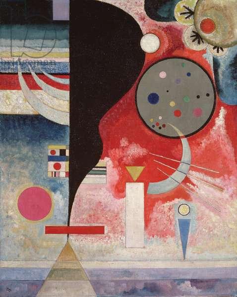 Rift, 1926 (oil on canvas)