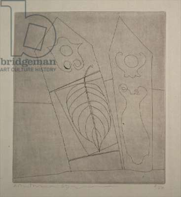 Turkish forms with leaf, 1967