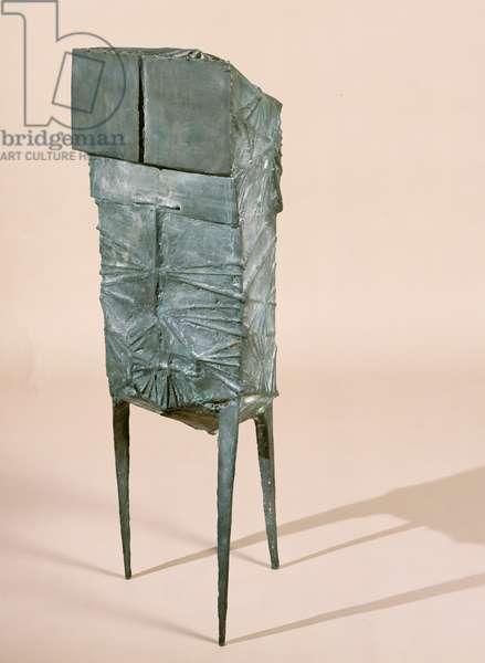 Watcher VI, 1961 (bronze)