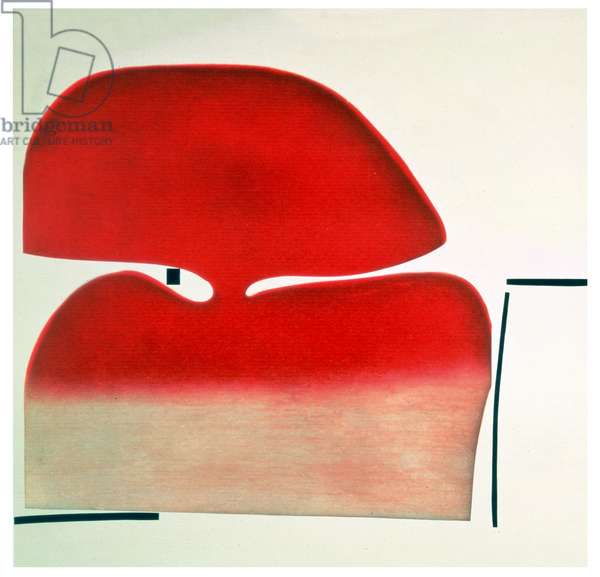 Sensa Titolo, 1982 (etching and aquatint)