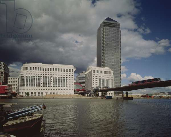 Canary Wharf (photo)
