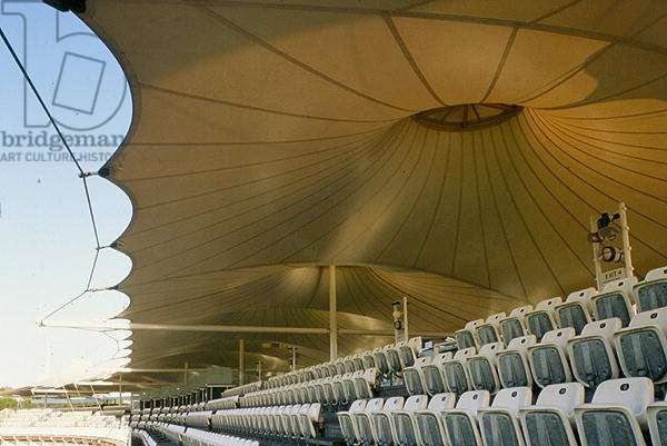 The Roof, Mound Stand, built 1984-87 (photo)