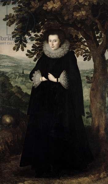 Anne Leighton, Lady St. John, c.1615