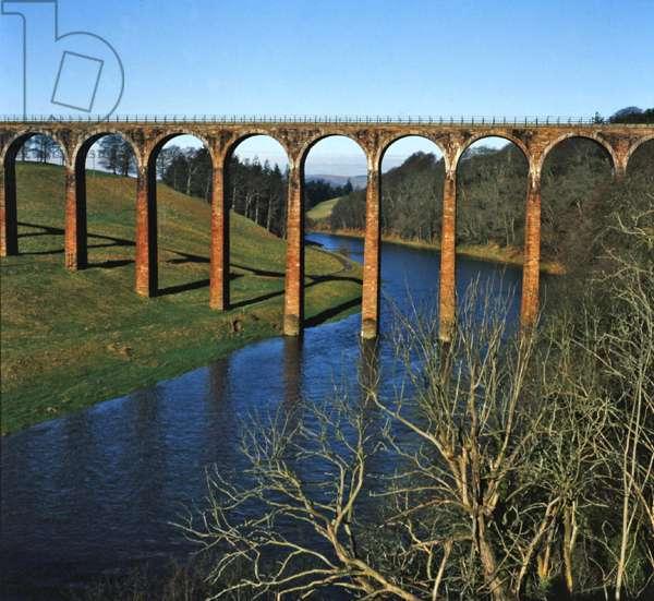 Leaderfoot Viaduct (photo)