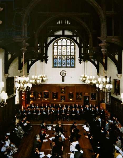 The Hall (photo)